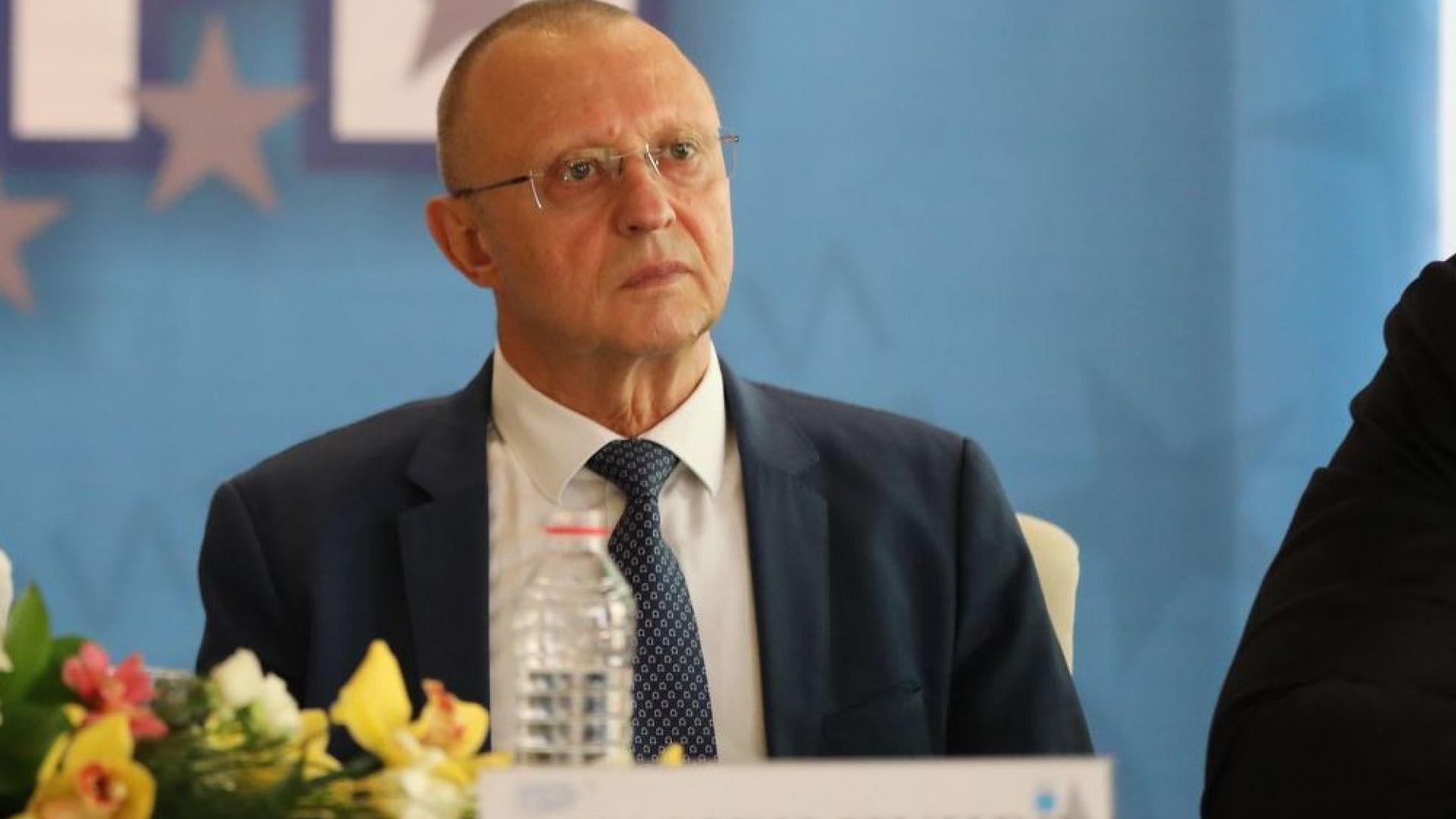 Пламен Нунев оглавява вътрешната комисия