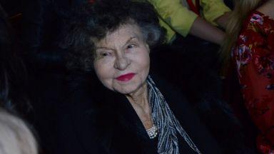 Стоянка Мутафова е претърпяла животоспасяваща операция