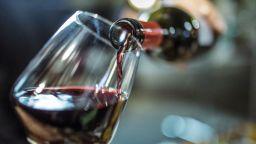 Червеното вино ще бъде от полза при полет до Марс