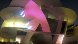 Нов архитектурен шедьовър на Жан Нувел откриха в Доха