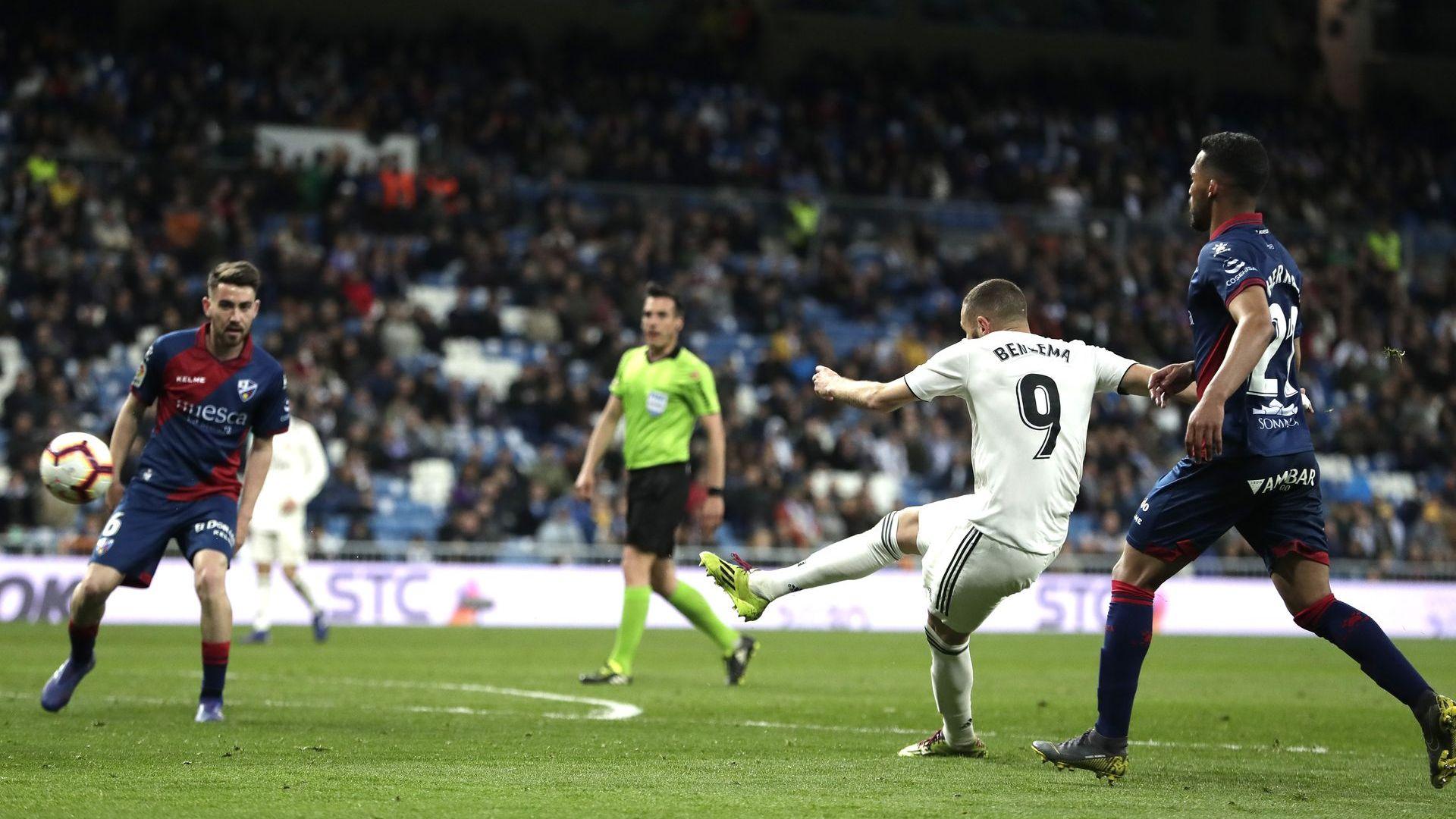 Късен гол спаси Реал от срамен резултат