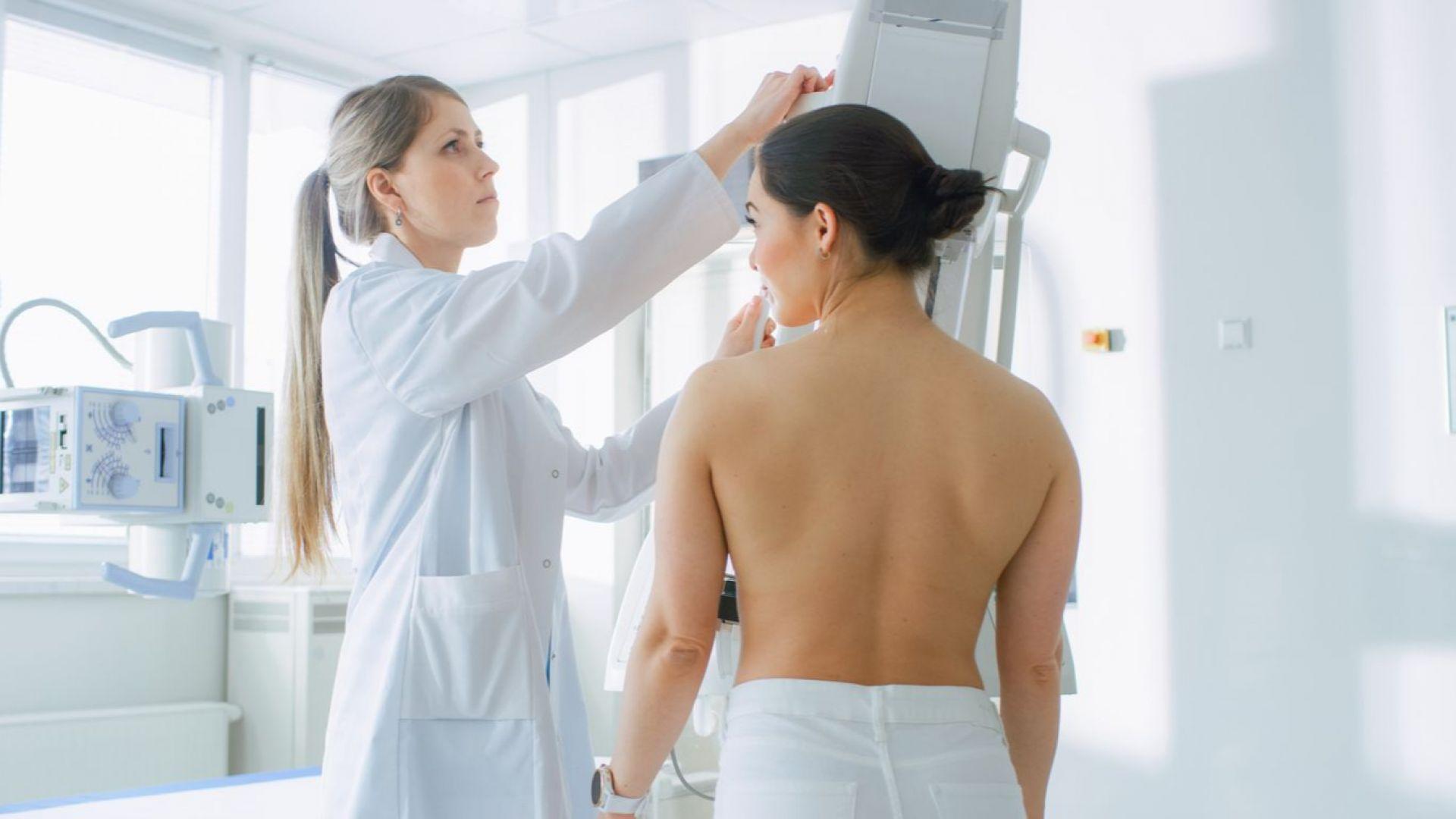 Свалянето на килограми и спирането на алкохола могат да ни предпазят от рак на гърдата