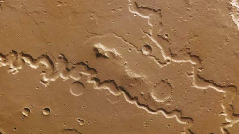 Учени откриха уникални процеси на Марс