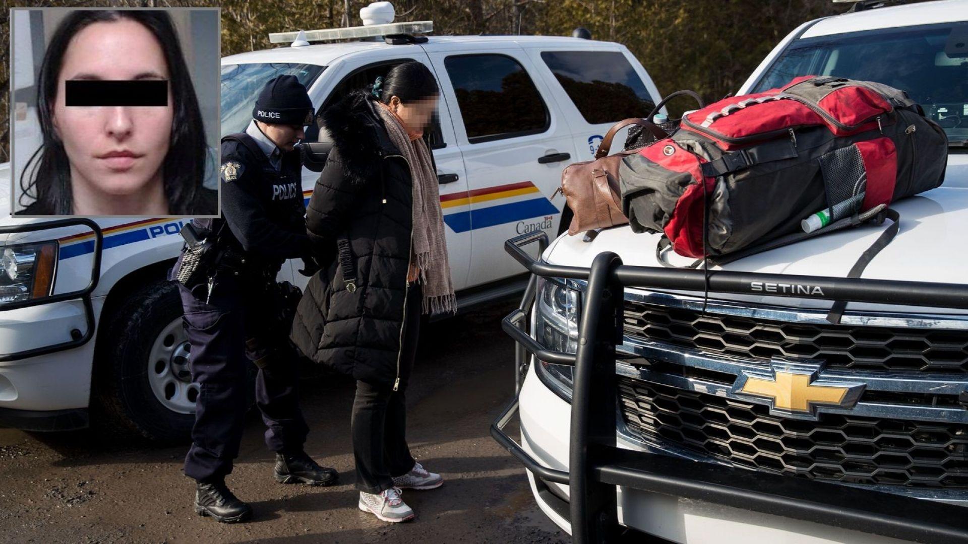 Българка арестувана в САЩ за трафик на хора от Мексико