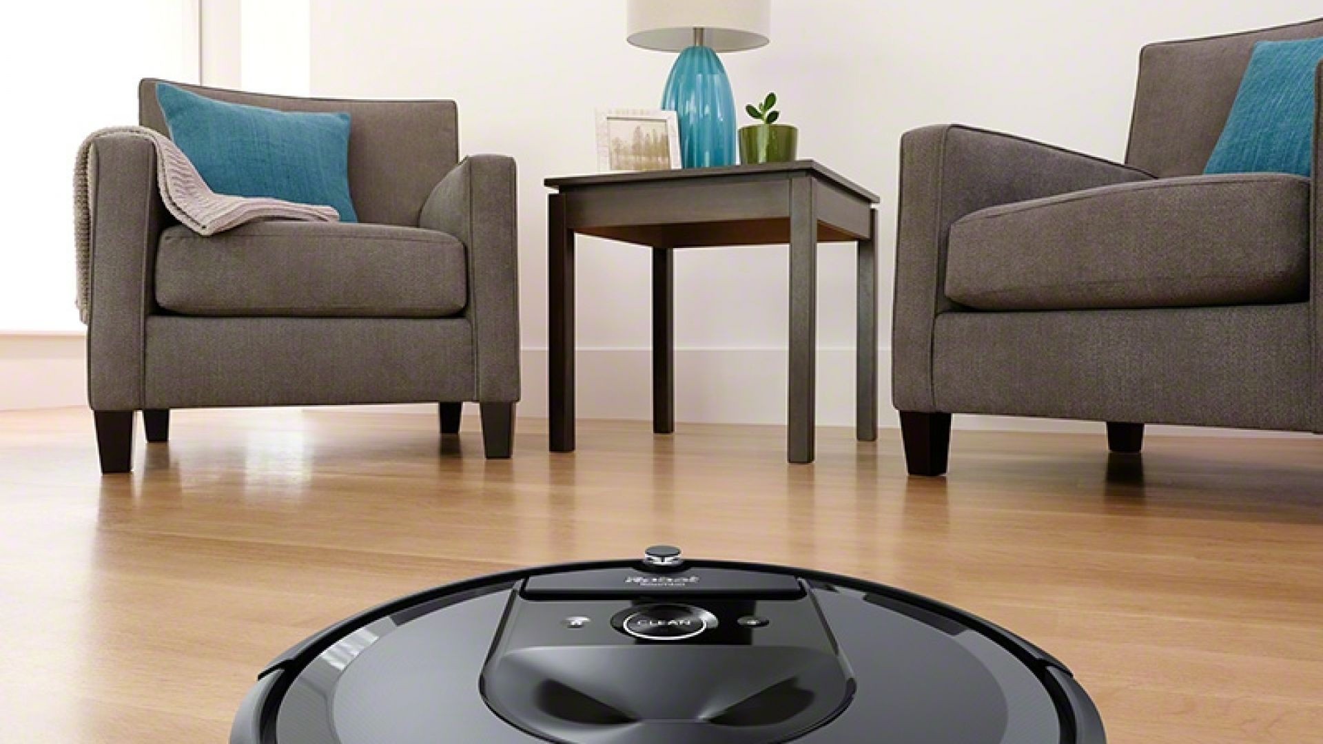 iRobot Roomba i7+: най-доброто става още по-добро