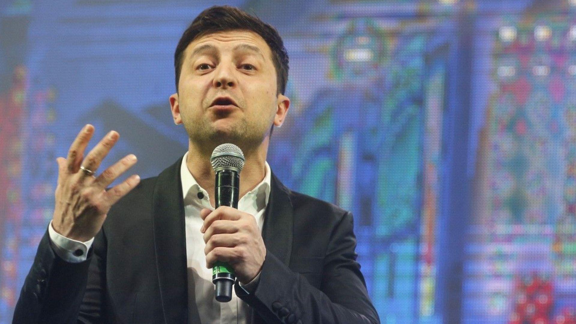 Зеленски обмисля референдум за отношенията с Русия