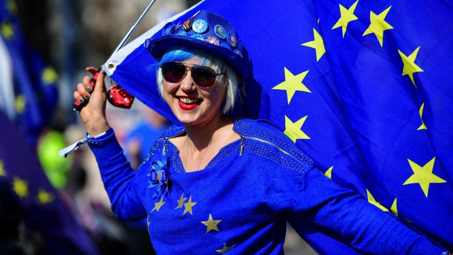 ЕС се подготвя за все по-големия риск от Брекзит без сделка