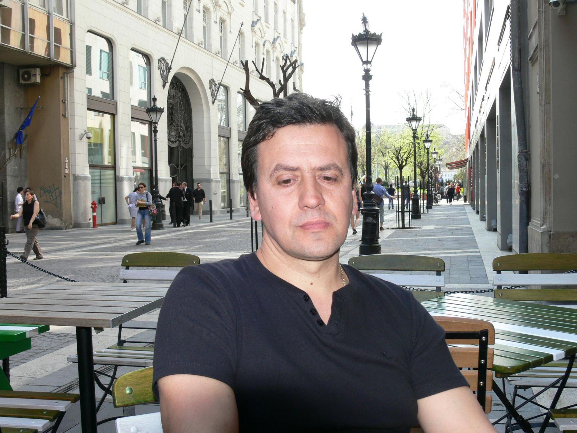 Бащата на Тони - Тодор Братов