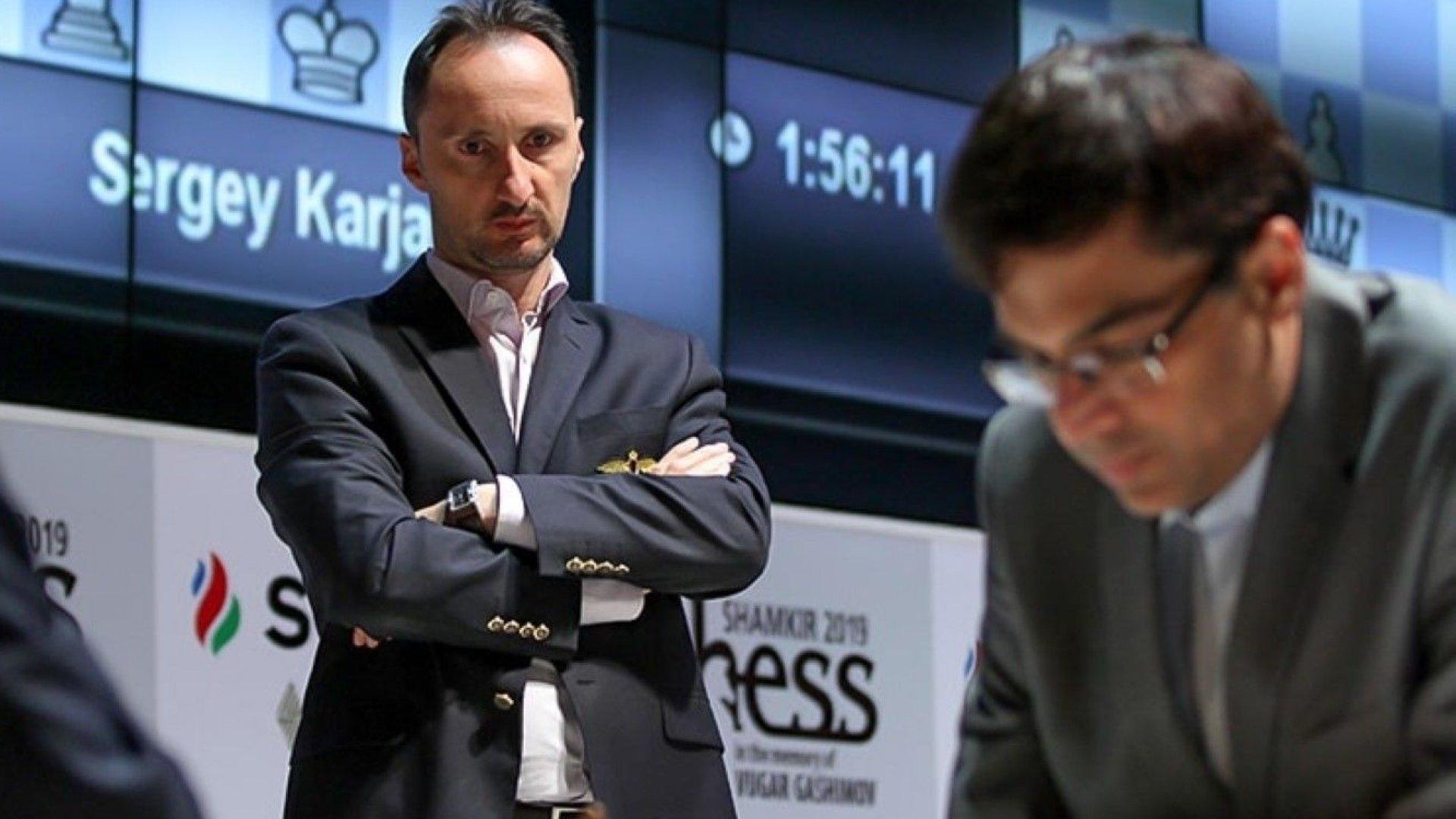 Веско Топалов отстъпи на руснак в Шамкир
