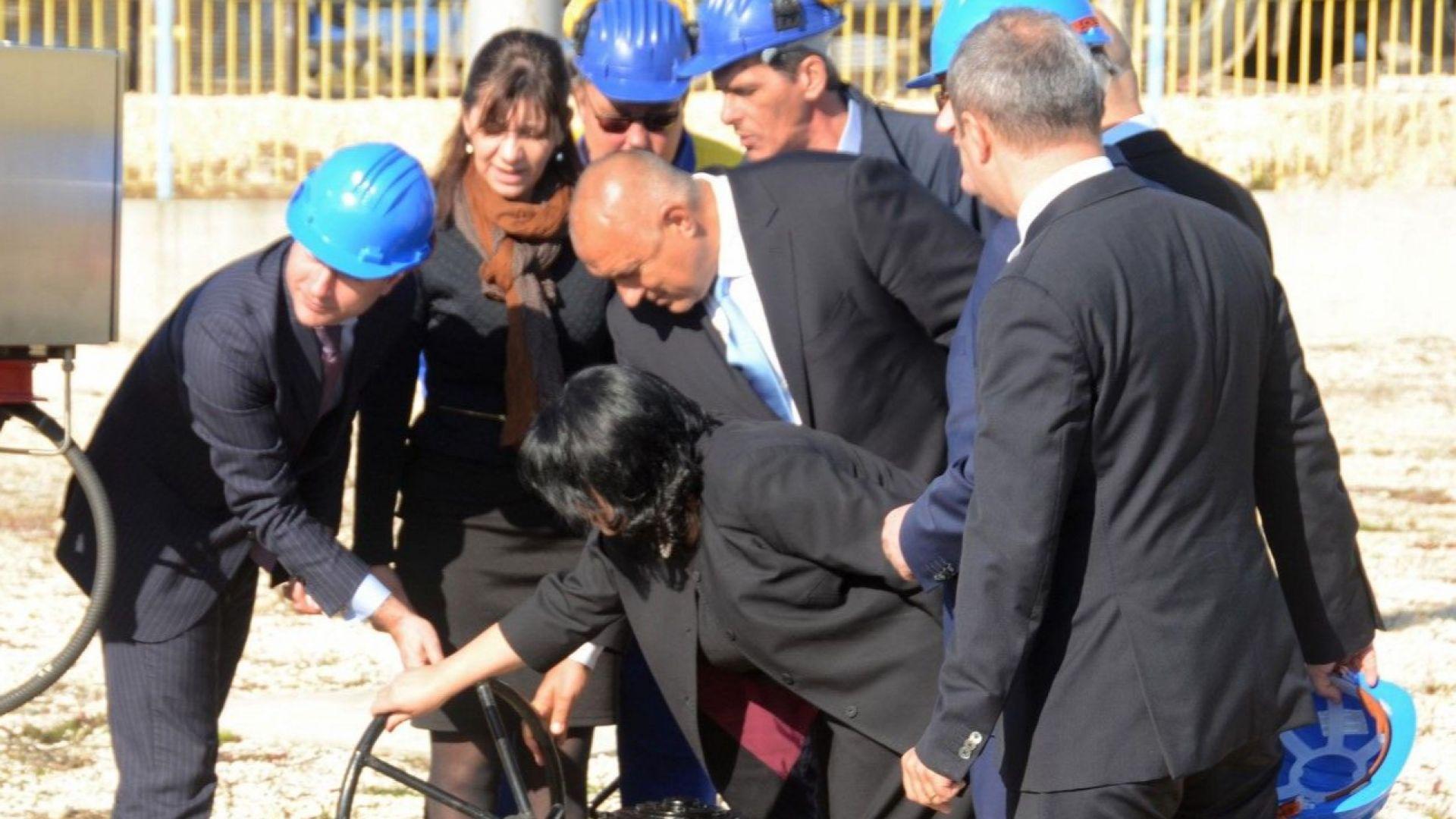 БЕХ взима държавно гарантиран заем от ЕИБ за газовата връзка с Гърция