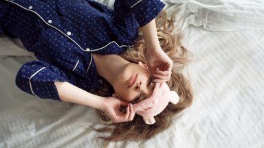 Умна пижама следи качеството на съня