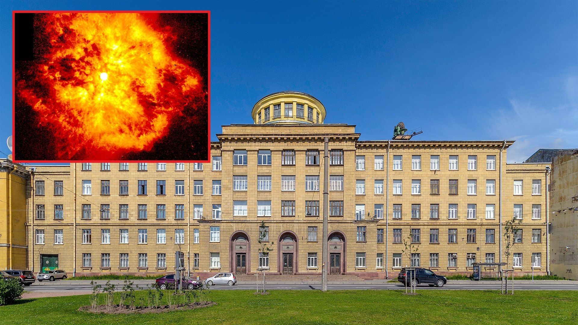 Четирима ранени при експлозия във военна академия в Санкт Петербург