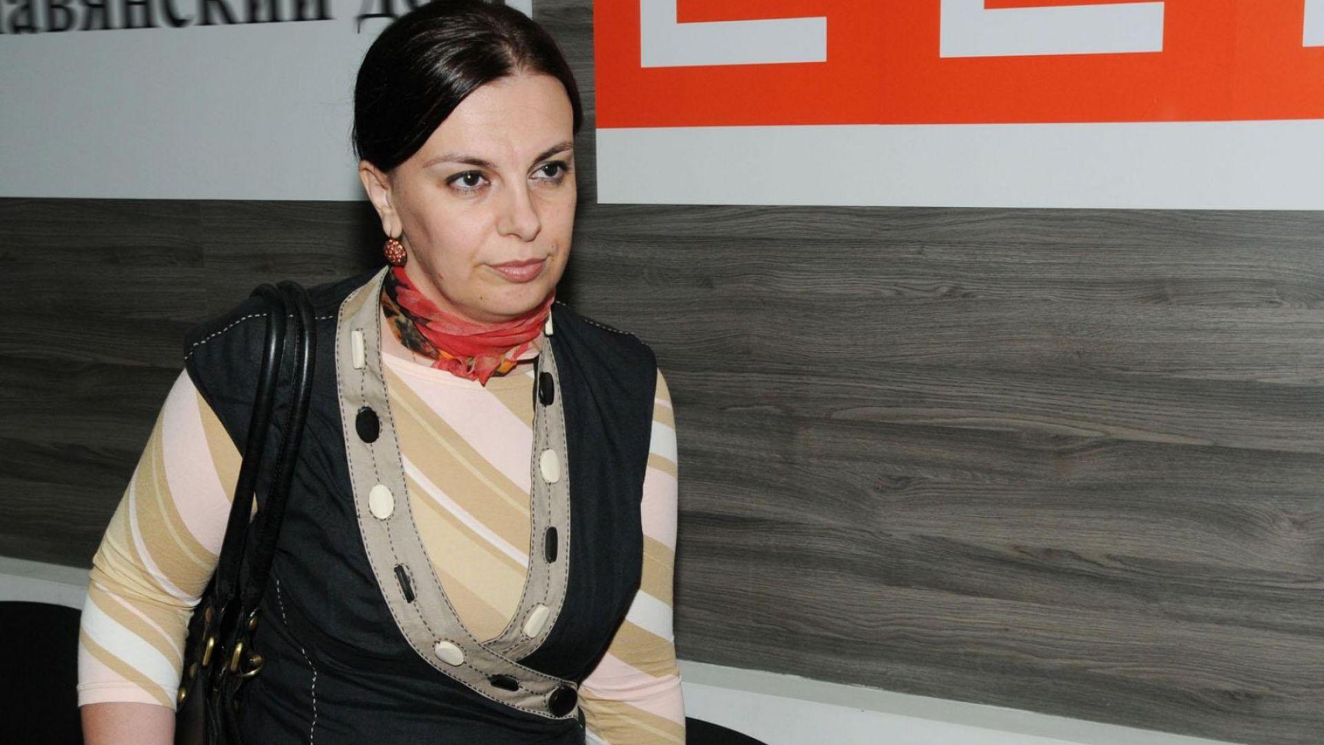 Личните данни на Мирослава Тодорова изтекоха заради гаф на ВСС