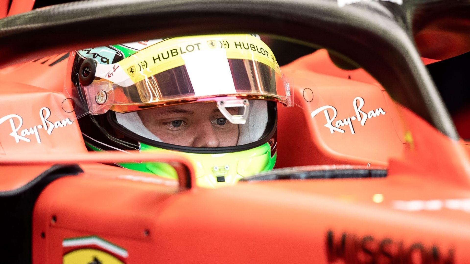 Мик Шумахер отново е на дневен ред за Формула 1