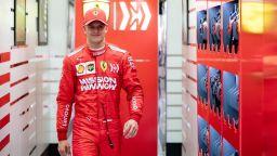 Шумахер е имал готова стратегия за кариерата на сина му