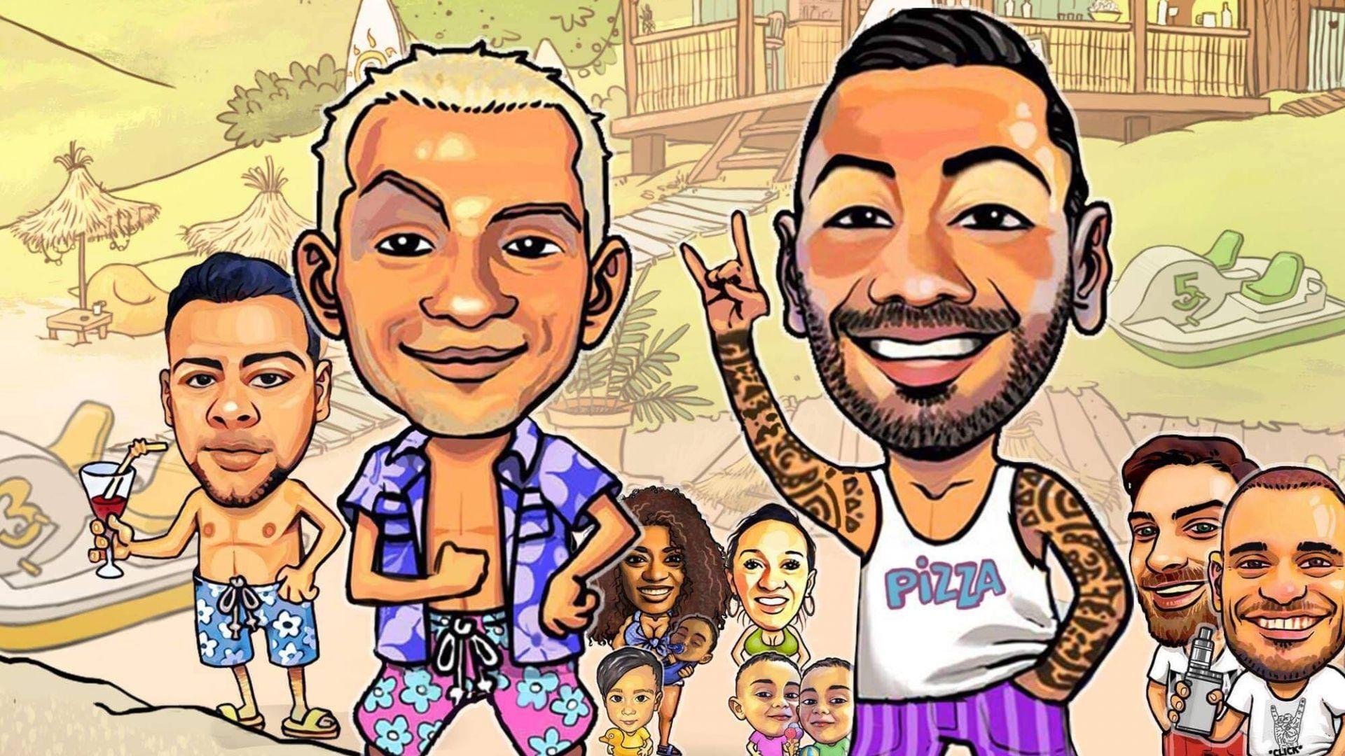 Део, Лео и Мойсей пуснаха ново лятно видео