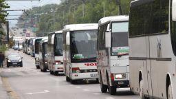 От днес автобусните превозвачи могат да кандидатстват за финансова подкрепа