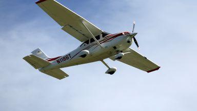 Малък самолет с четиричленно българско семейство се разби в Северна Македония