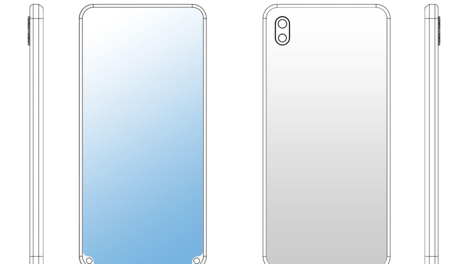 Xiaomi патентова любопитен дизайн