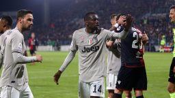 Италия лудна по темата с расизма след мача в Сардиния
