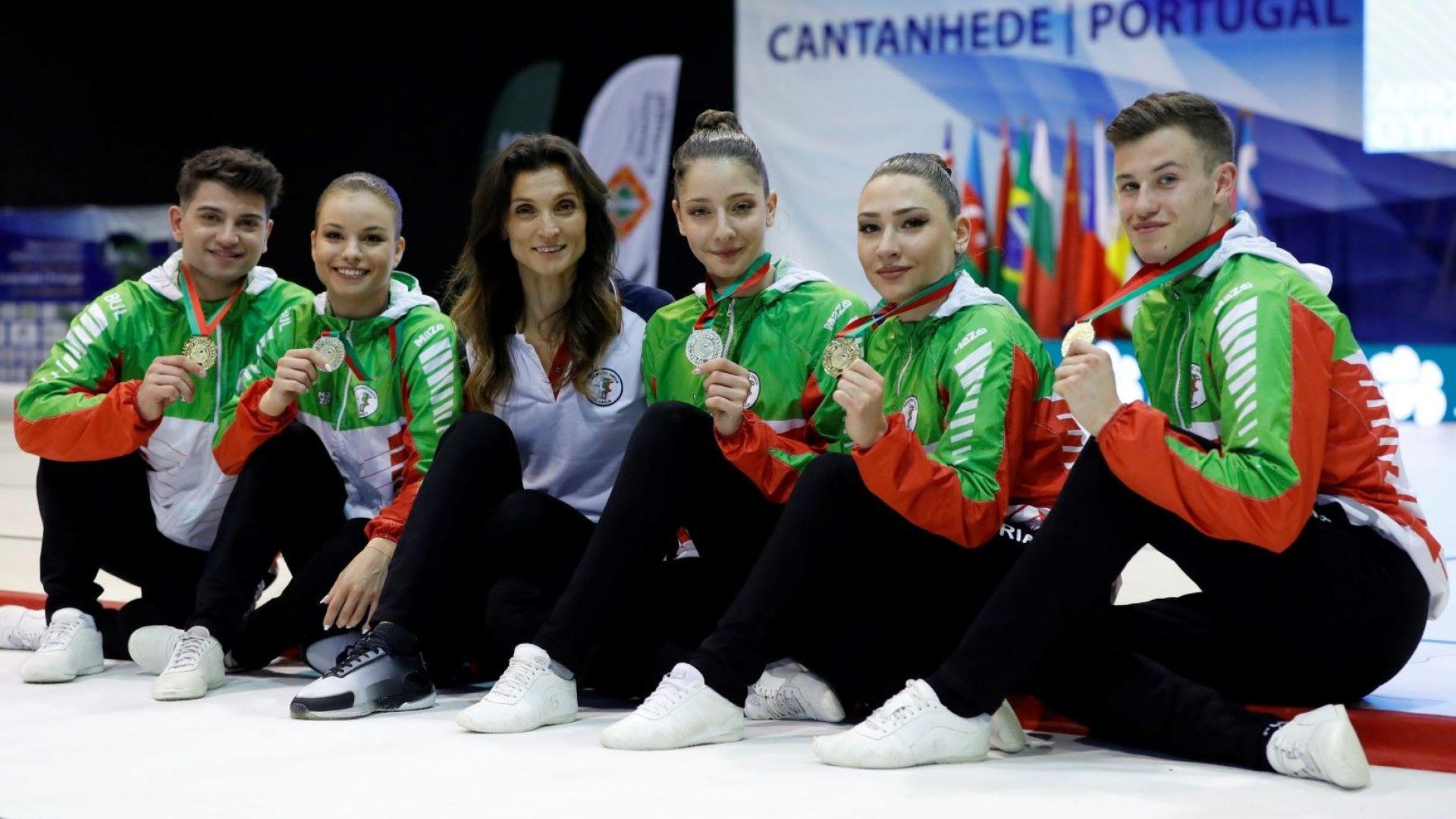 Където е текло... България взе ново злато в спорт, в който традиционно ражда шампиони
