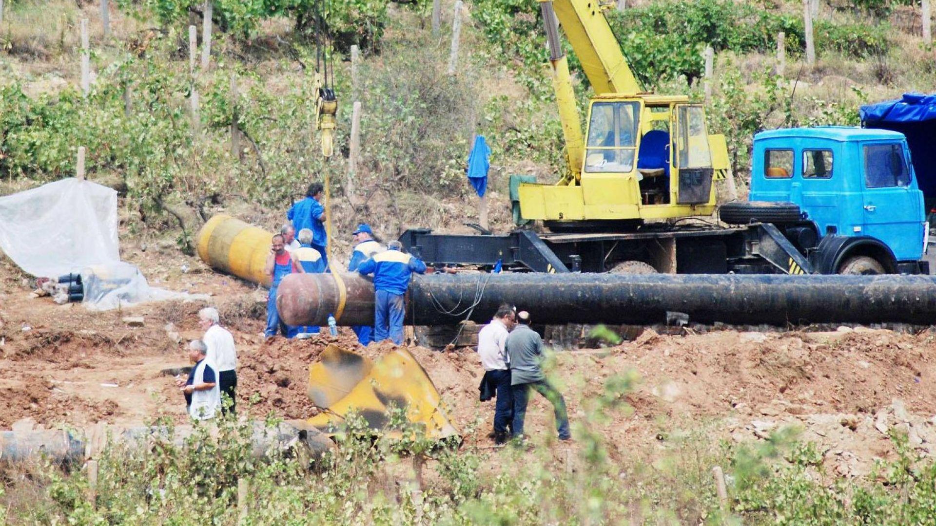 """Саудитският гигант ще изгражда разширението на """"Турски поток"""" през България"""