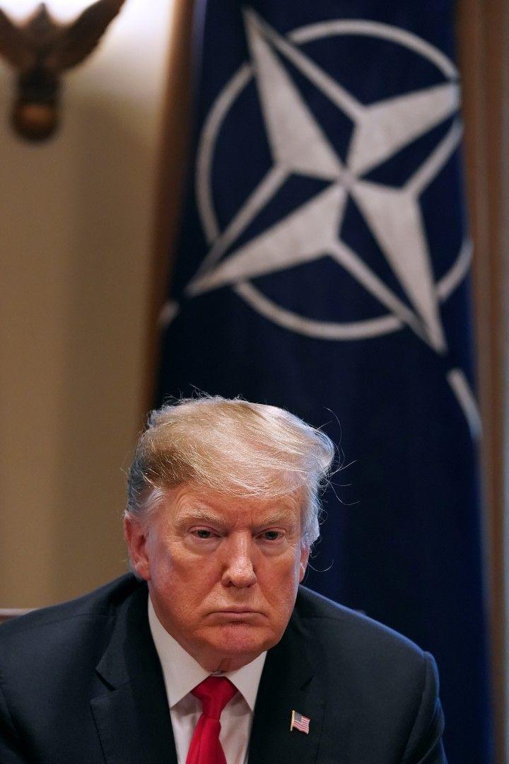 Доналд Тръмп: САЩ пазят Европа, но някои страни се възползват от САЩ