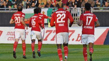 ЦСКА превзе Разград и е полуфиналист за Купата на България