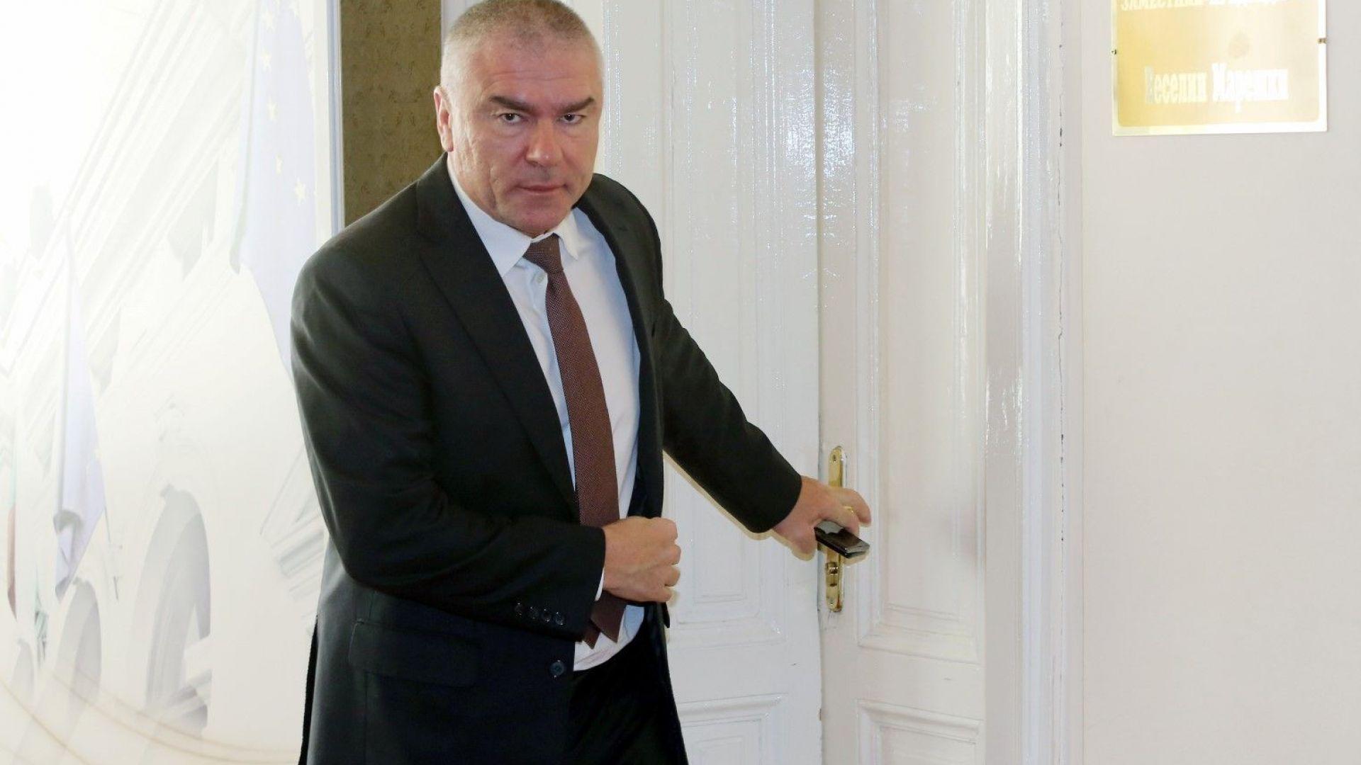 """""""Воля-Българските родолюбци"""" ще подкрепи Данаил Кирилов за министър на правосъдието"""