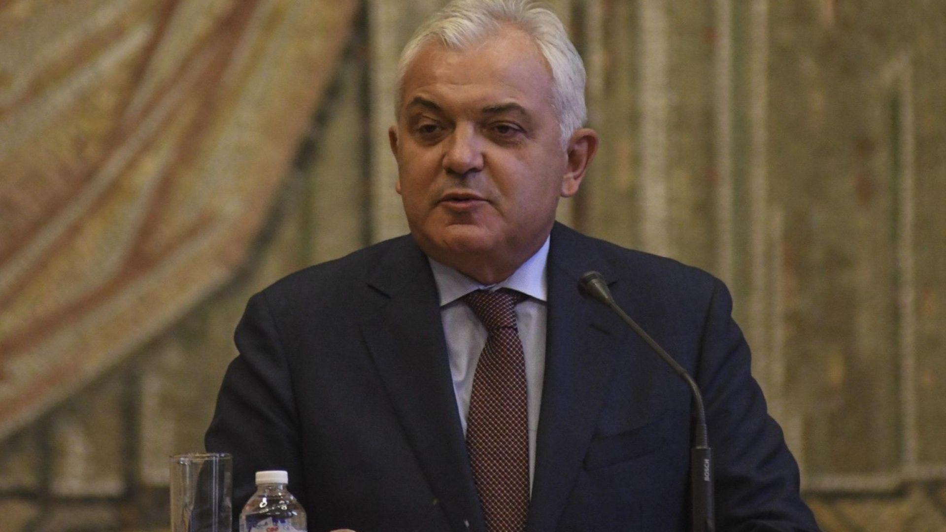 Обединени патриоти: Данаил Кирилов ще е добър министър