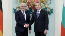 """Румен Радев след срещата с германския президент: Пакетът """"Мобилност"""" застава срещу принципите на ЕС"""