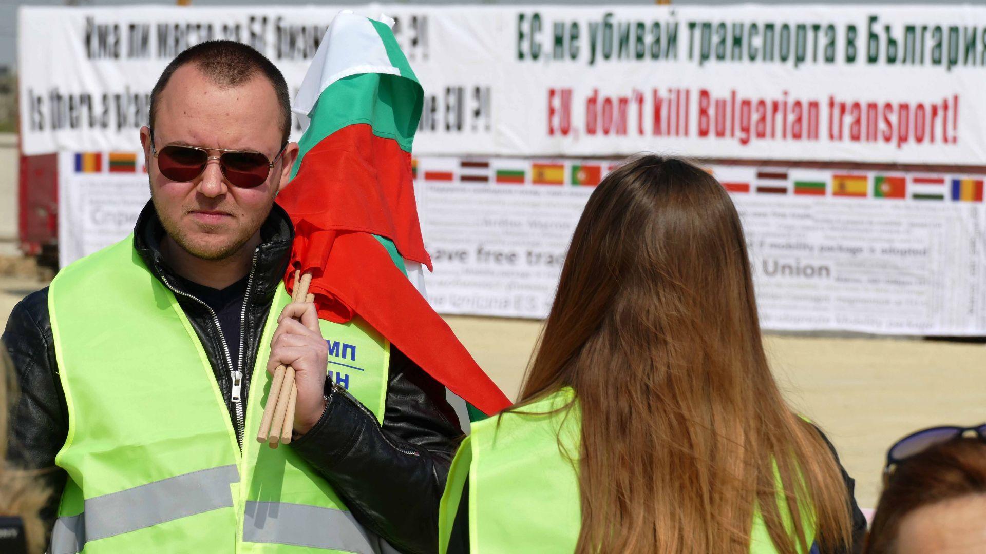 """Българските превозвачи заобикалят пакет """"Мобилност"""" - ще се регистрират в чужбина"""