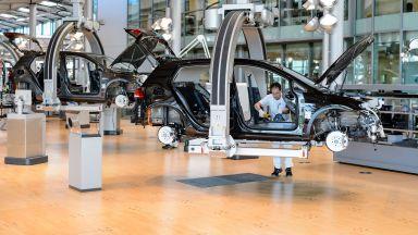 Спад на износа сви растежа на германската икономика