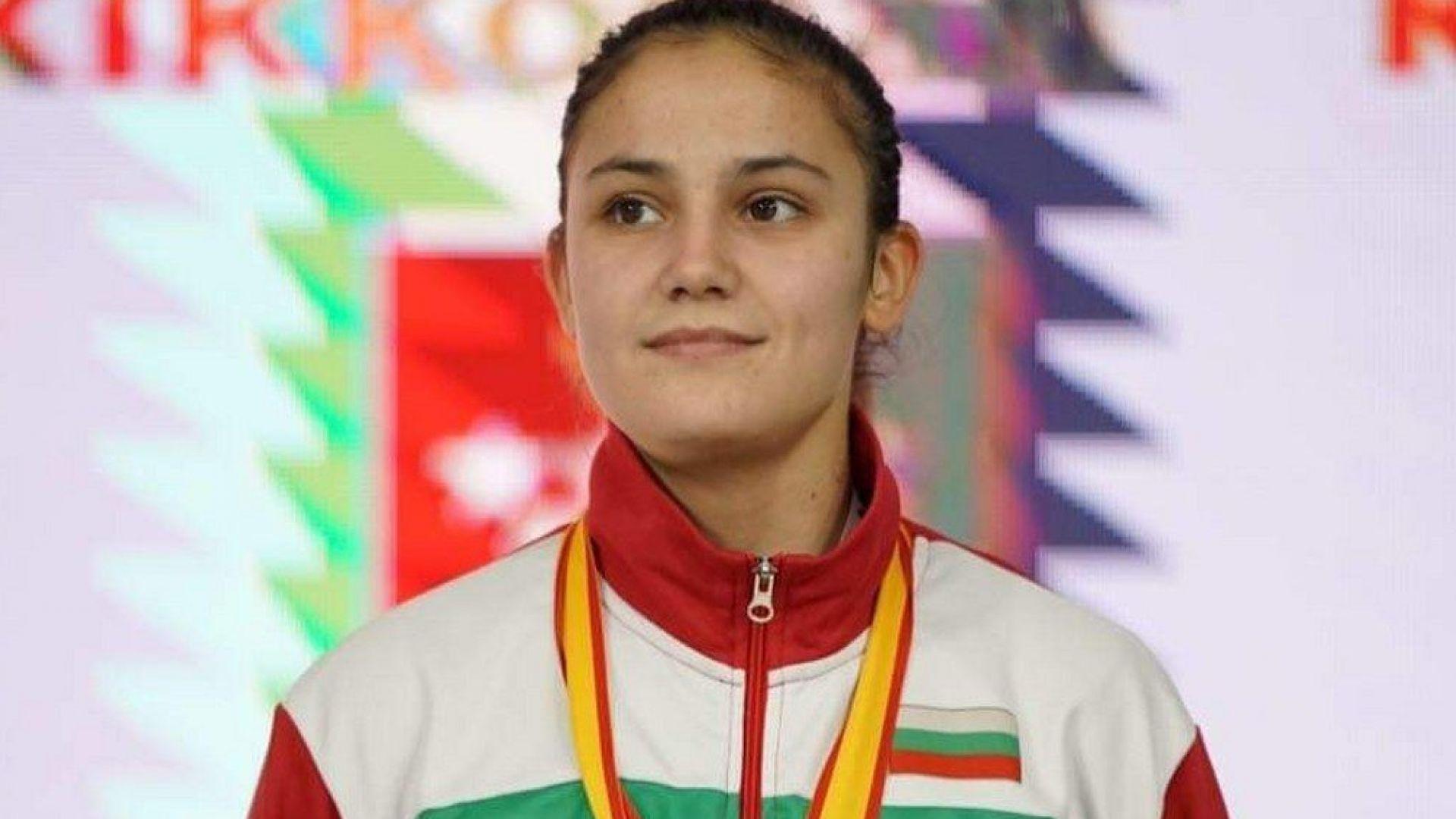 Ивет Горанова взе квота за Европейските олимпийски игри