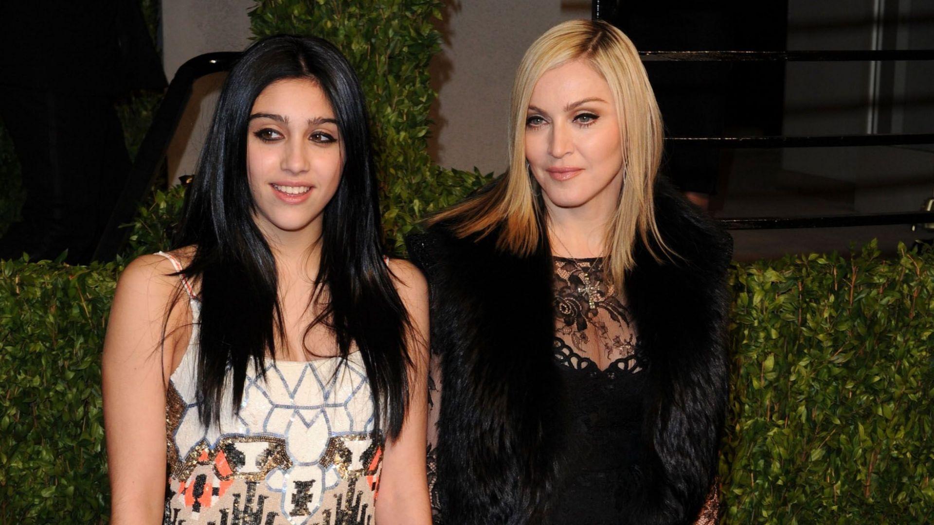 Дъщерята на Мадона позира за Жан Пол Готие