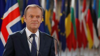 Туск: Договорихме основните елементи за Брекзит и вървим в правилната посока