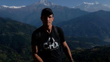 История за силата на духа: Преди 2 години не можех да ходя. Сега искам да кача Еверест