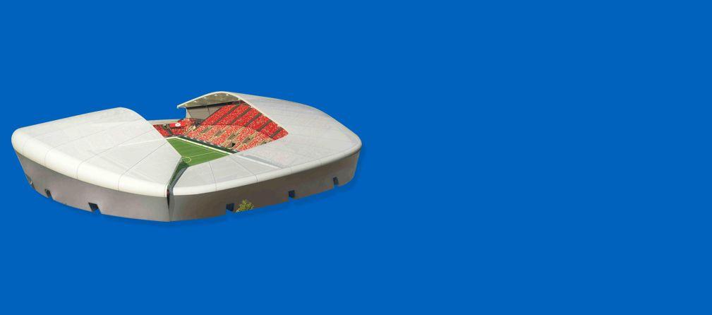 Ще има ли нов стадион ЦСКА и кой от показаните проекти ви харесва? (анкета)
