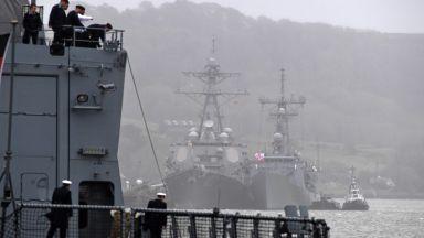 Започва най-голямото учение на НАТО в Черно море