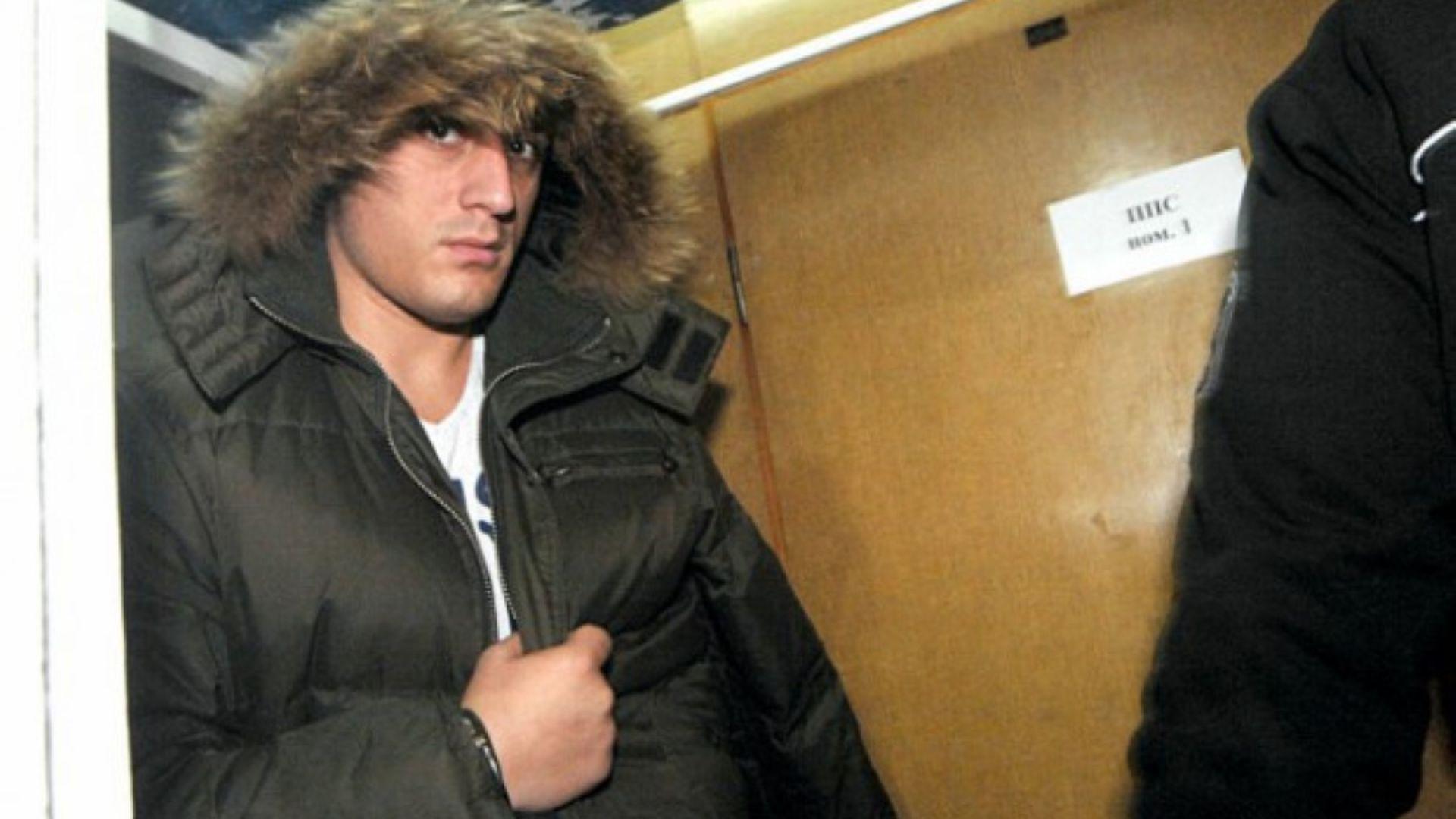 Снимка: Намалиха присъдата на Гущера за жестокото убийство на 23-годишния Мартин