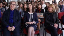 Вим Вендерс пред софийски ученици: Мислете критично!