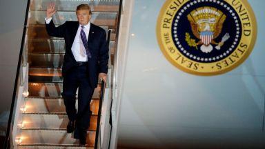 Тръмп ще е първият лидер, който ще се срещне с новия император на Япония