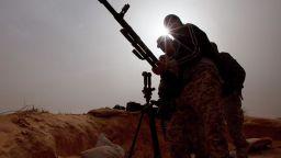 Тайната война на Русия в Либия