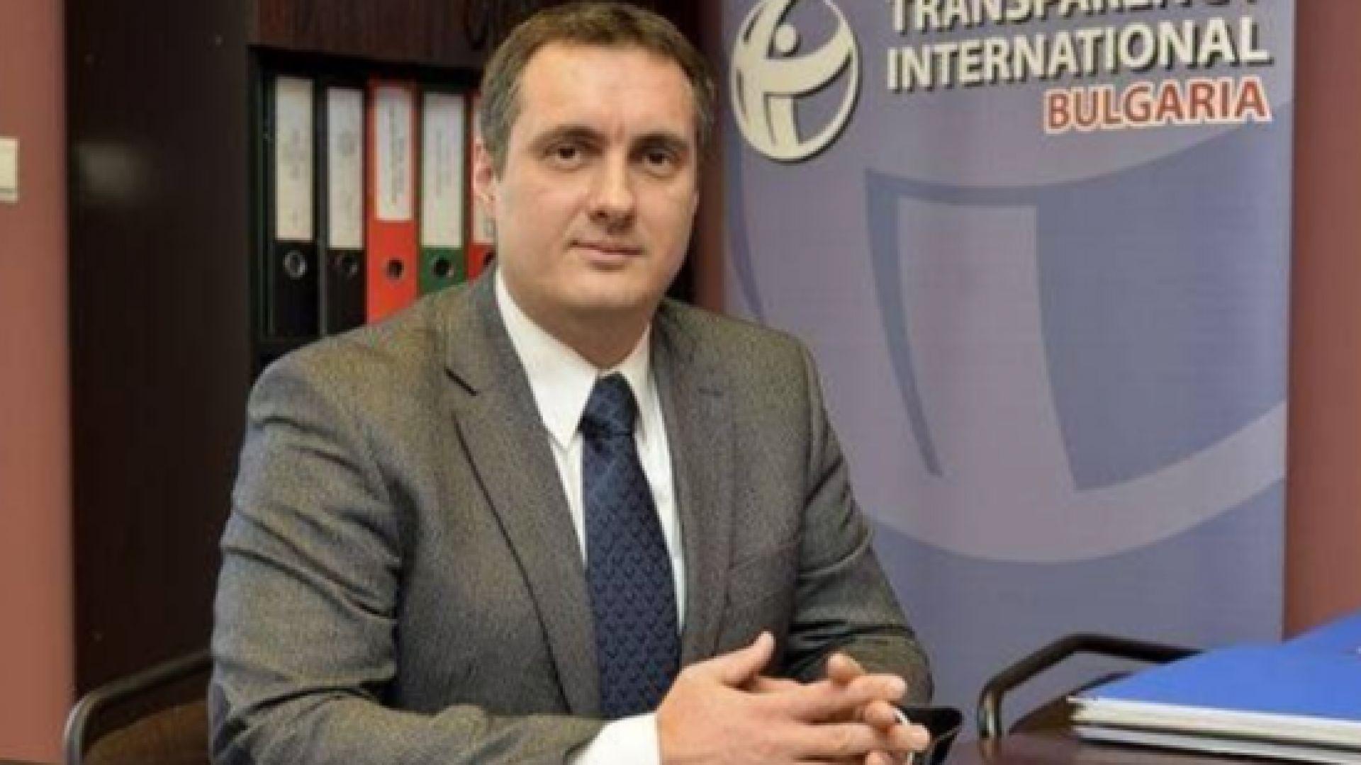 Калин Славов: Стойността на контролирания вот на фона на изборния процес е висока