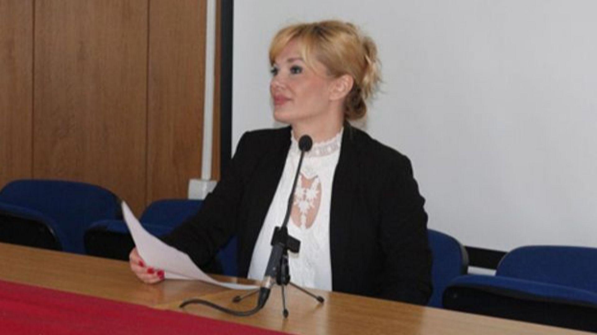 Актриса и бивша кметица бе намерена мъртва в Скопие