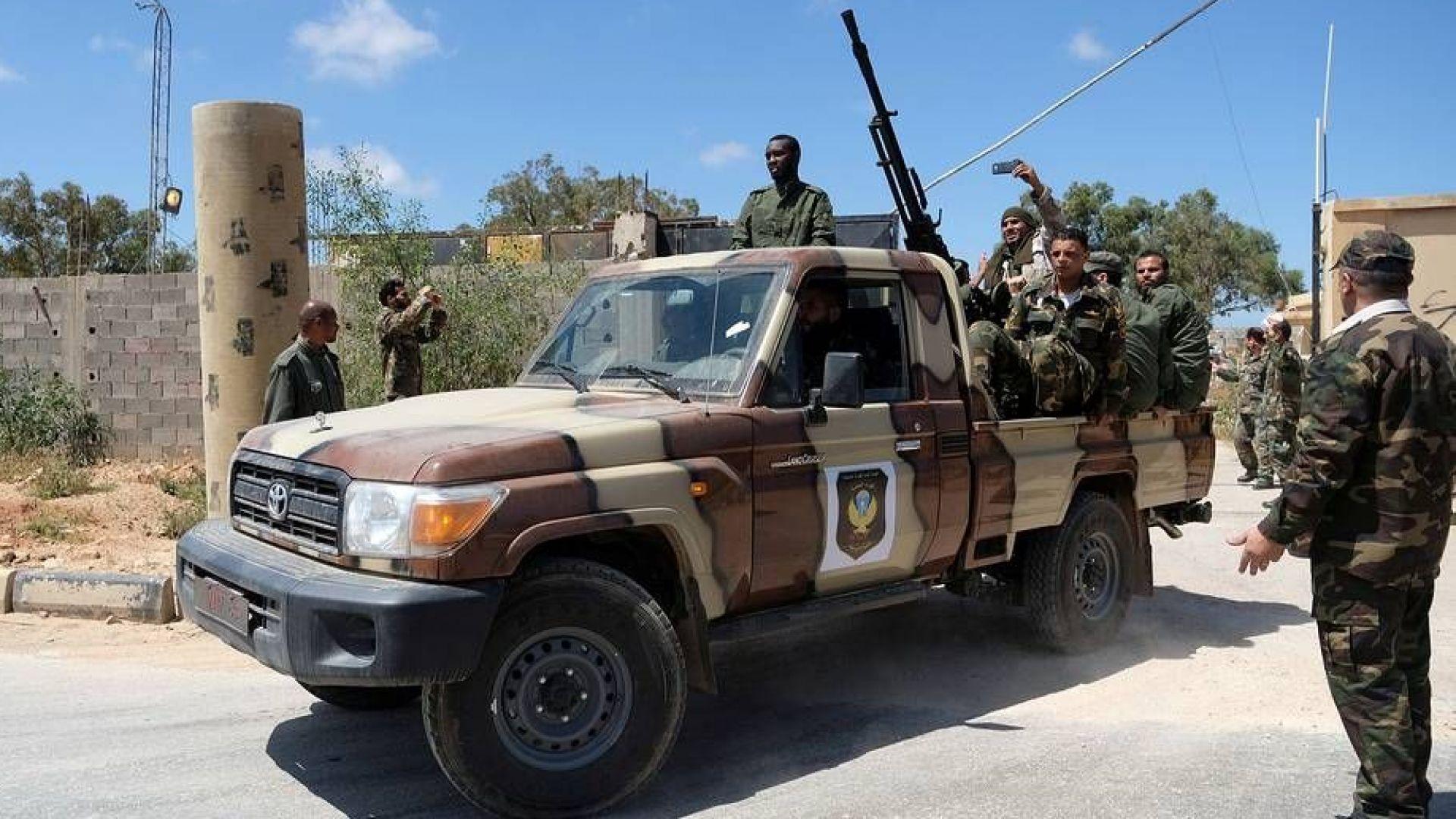 Хафтар продължи с настъпление към Триполи след провала на преговорите в Москва