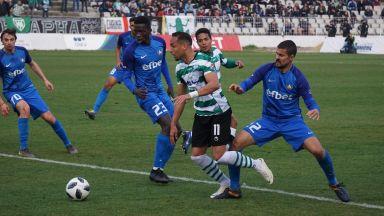 Левски  - Черно море 0:0 (на живо)
