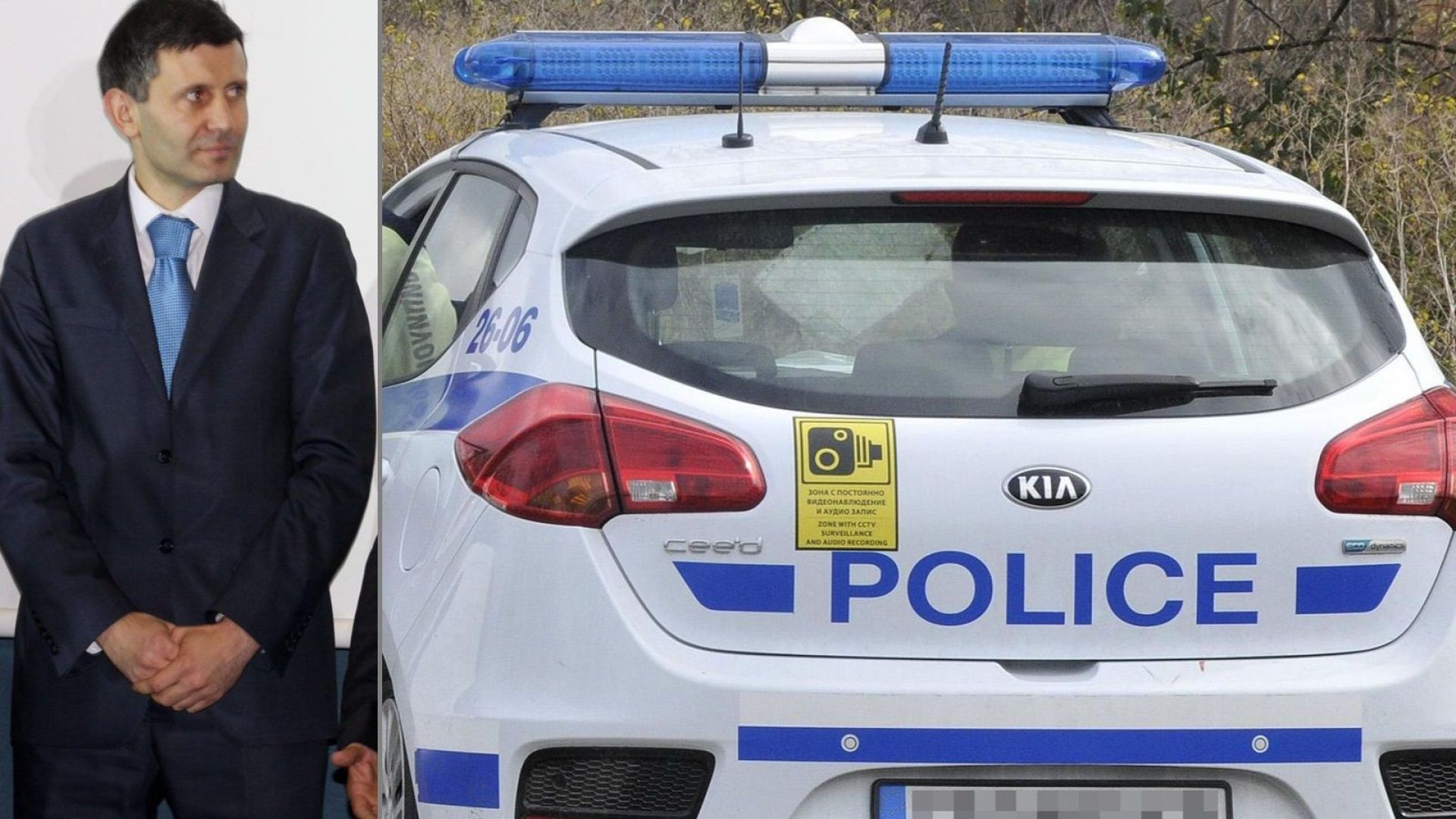 Зам.-кмет на Пловдив катастрофира, детето му е в болница