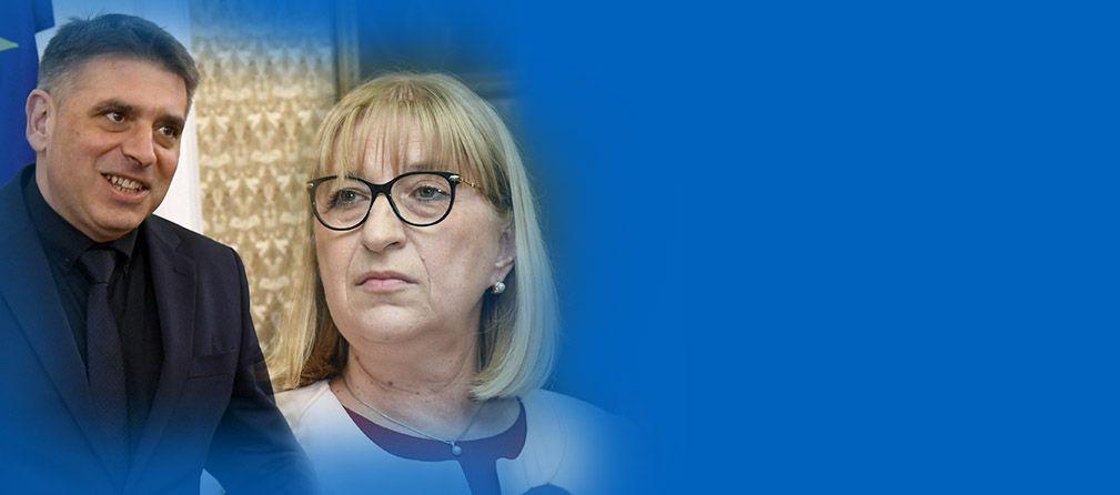 Ще подобри ли работата на правосъдното министерство смяната на Цецка Цачева с Данаил Кирилов?