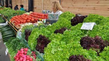Правят регистър на търговците на плодове и зеленчуци